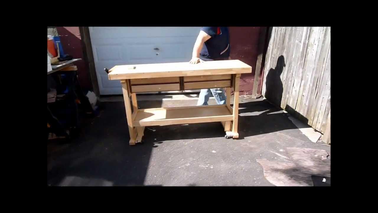 rolling workbench final cut - Rolling Workbench