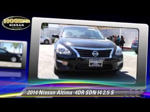 2014 Nissan Altima Long Beach Gardena Downey Torrance Los