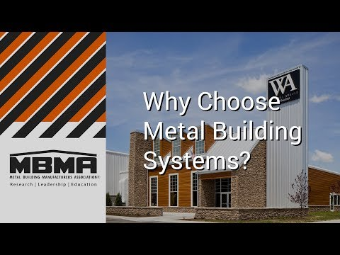 Why Choose Metal Building Systems