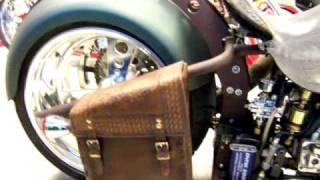 Hotshoe Custom Motorcycle tur