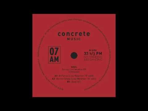 Seuil - D-Force (live Weather 15 edit) [Concrete Music 7AM]