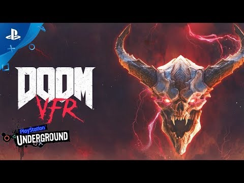 DOOM VFR - Gameplay Demo | PS Underground