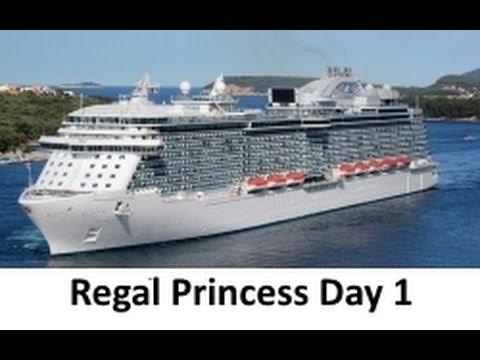 Evening Entertainment Night Princess Cruise Vlog Episode Day - 3 5 day cruises