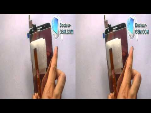Réparer Ecran LCD Vitre Tactile Alcatel One Touch Idol 2s