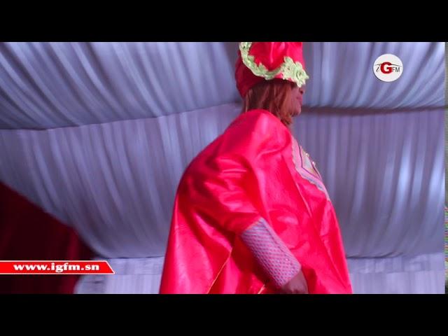 Mauritania Show 2019: Défilé de mode des anciens et anciennes mannequins