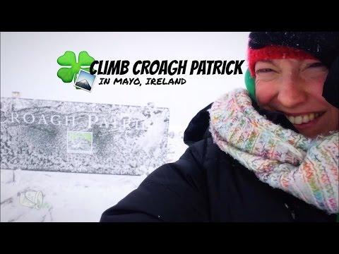 Climb Croagh Patrick (in the snow!) | Irish Bucket List Ep #47