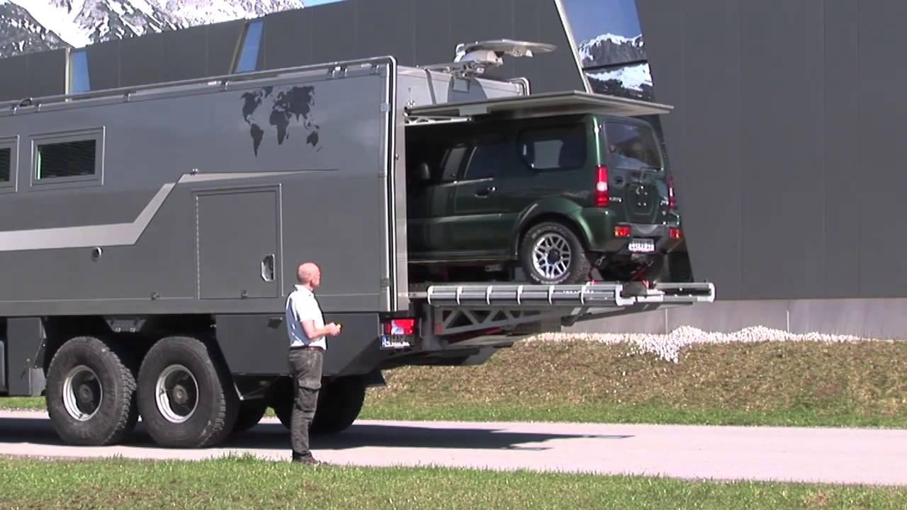 Action Mobil Technik Hebevorrichtung Fur Fahrzeuge