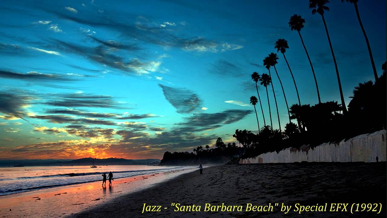 Jazz Santa Barbara Beach By Special Efx 1992