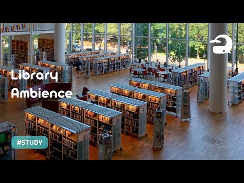Library Ambience Sounds
