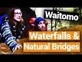 Natural Bridges & Waterfalls In Waitomo - New Zealand's Biggest Gap Year – Backpacking New Zealand