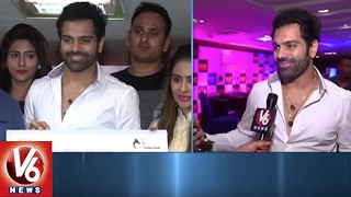Singer Sreerama Chandra : Awaits For Opportunity To Act In Bollywood | Hyderabad | V6News
