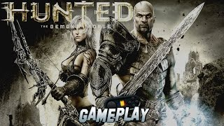 Hunted The Demons Forge PC Gameplay
