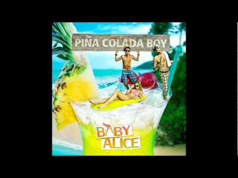 Baby Alice - Piña Colada Boy (NoxikMind Remix) 320 kbps + DL