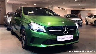 Namaste friends, please LIKE & SUBSCRIBE :) The Mercedes-Benz A-Cla...