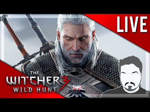 TRISS MERIGOLD! The Witcher 3: Wild Hunt LIVE Play 7 (PC) (Livestream)