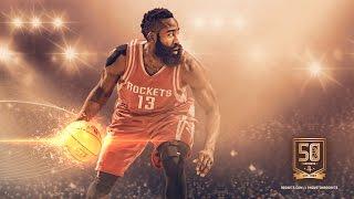 My NBA Playoff predictions 2017. Custom Bracket.