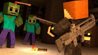 ХОДЯЧИЕ МЕРТВЕЦЫ - Minecraft DayZ