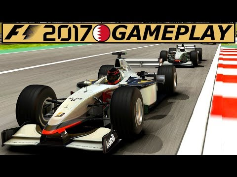 Mclaren MP4-13 Bahrain Short – F1 2017 Gameplay German | Lets Play Formel 1 2017 Classic Deutsch 4K