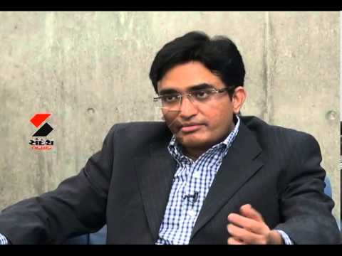 Sandesh News- Interview with Executive Director of Wagh Bakri, Mr.Parag Desai (Part 1)