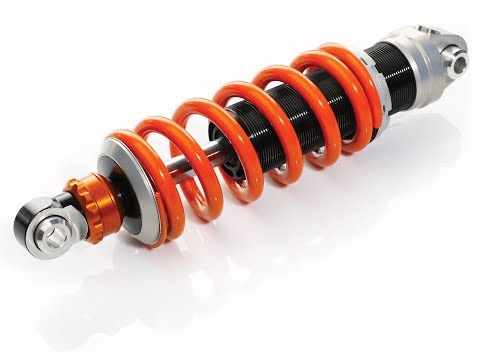 Shock Absorber    Suspension system Design  part 1