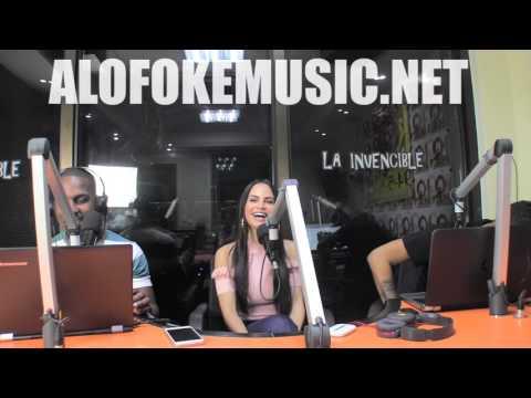 "Histórica entrevista a ""Natti Natasha"" en Alofoke Radio Show!!!"