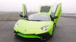 Lamborghini Aventador LP 750-4 SV (Superveloce) Car Showcase (TopAutos)