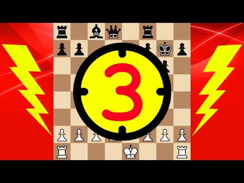3-second Speed Chess Tournament [157]