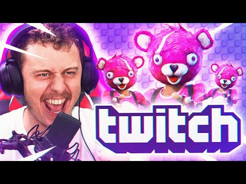 NORMAN - TWITCH !!