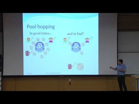 Mining Pool Reward Methods Meni Rosenfeld Technion Cyber and Computer Security Summer School