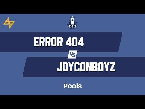 Error 404 vs. JOYCONBOYZ | Pools | Long Island Splat