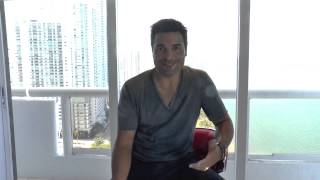 Chayanne - talks about his upcoming concert in the magical city of Orlando, Florida