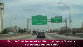 I-65 North: Louisville, KY