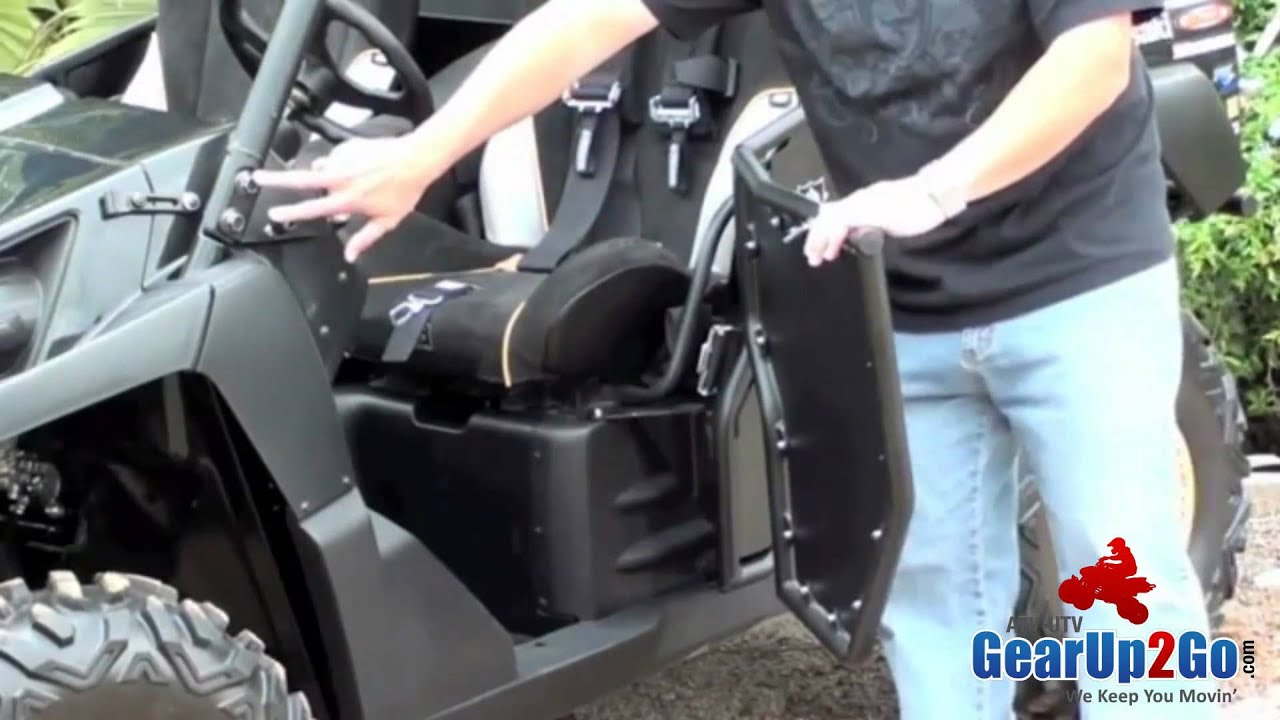 Kawasaki Teryx Front Suicide Doors by Pro Armor- Your UTV SuperStore GearUp2Go - YouTube & Kawasaki Teryx Front Suicide Doors by Pro Armor- Your UTV SuperStore ...