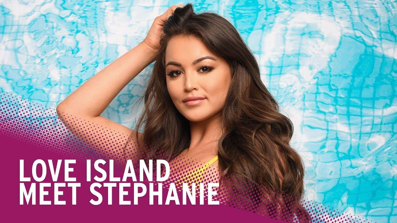 Love Island Stephanie