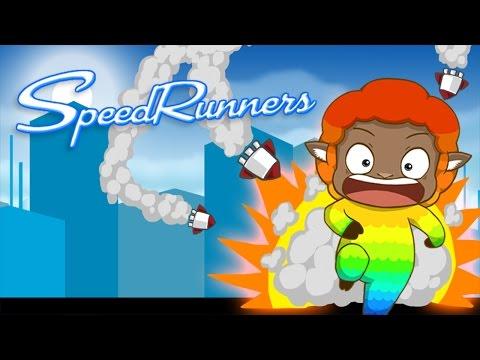 SpeedRunners :: Lazy Youtuber {MCGamer/KurtJMac/Avidyazen} |