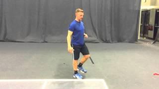 Tennis Fitness - HGreenTennisFit - Academy Warm-up - Bolton Arena