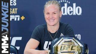 UFC 238: Valentina Shevchenko post-fight interview
