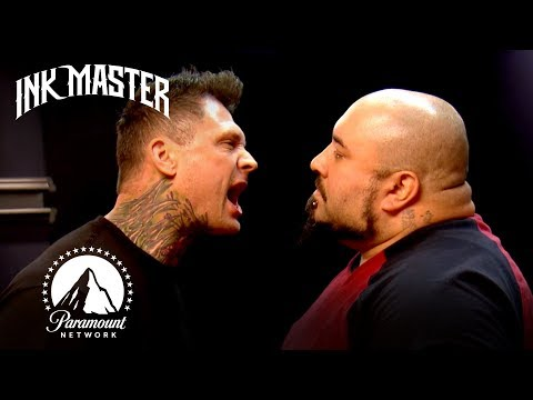 Best Tattoo Canvas Vs Artist Moments Pt. 2 | Ink Master