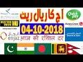 Saudi Riyal Rate Today in Pakistan | Saudi Riyal Indian Rupees Exchange September 2018 Urdu Hindi