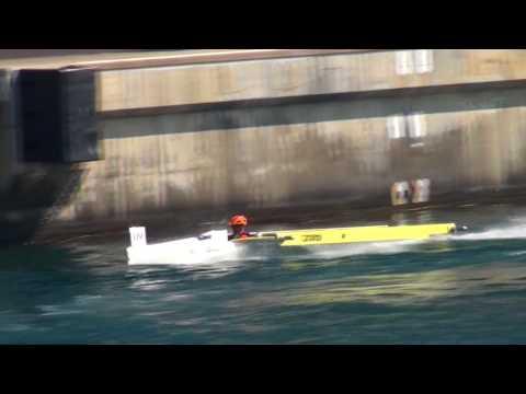 HAN Solarboat- Monaco solar boat & electric challenge