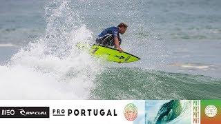 MEO Rip Curl Pro Portugal : Jérémy Florès au 3e tour