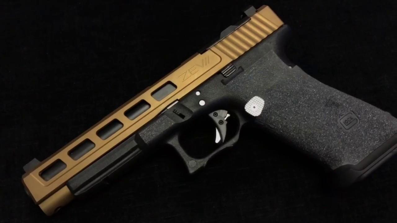 15 of the Best Custom Glocks In The World – USA Gun Shop