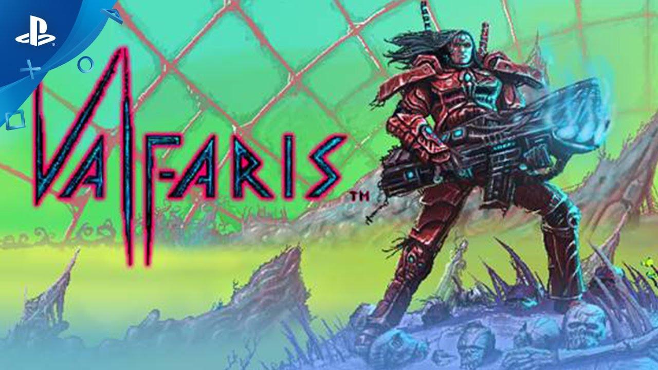 Valfaris - Gameplay Trailer | PS4