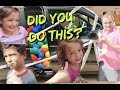 Ball PIT & Toilet Paper PRANK in the Van! WHICH Kid did this?