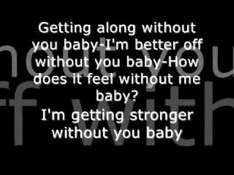 Sara Evans -A Little Bit Stronger (Lyrics)