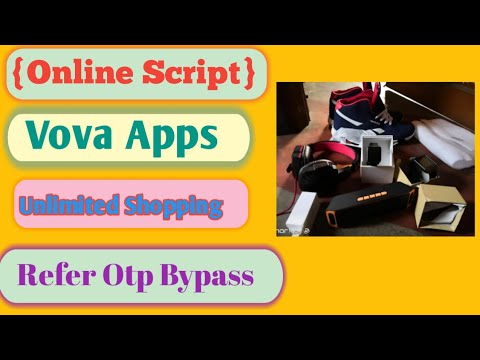{Online Script} Vova Apps Unlimited Refer || Otp Bypass ||1 Refer 20 Diamond| Unlimited Refer