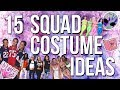 15 Group Halloween Costume Ideas 2017! Last Minute Costumes Ideas For Your Squad!