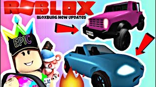 ROBLOX | Bloxburg | NEW UPDATE!! OMG! (with BLOOPERS!!)