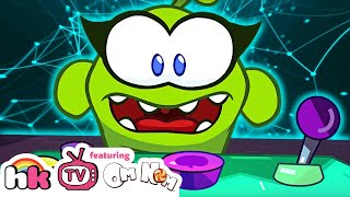 Om Nom Stories: Super Noms - Digital Adventures | Cut the Rope | Funny Cartoon for Kids HooplaKidzTV