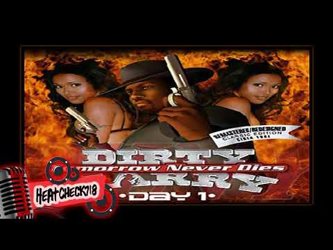 DJ Dirty Harry - Tomorrow Never Dies (Classic 90s Full Mixtape)